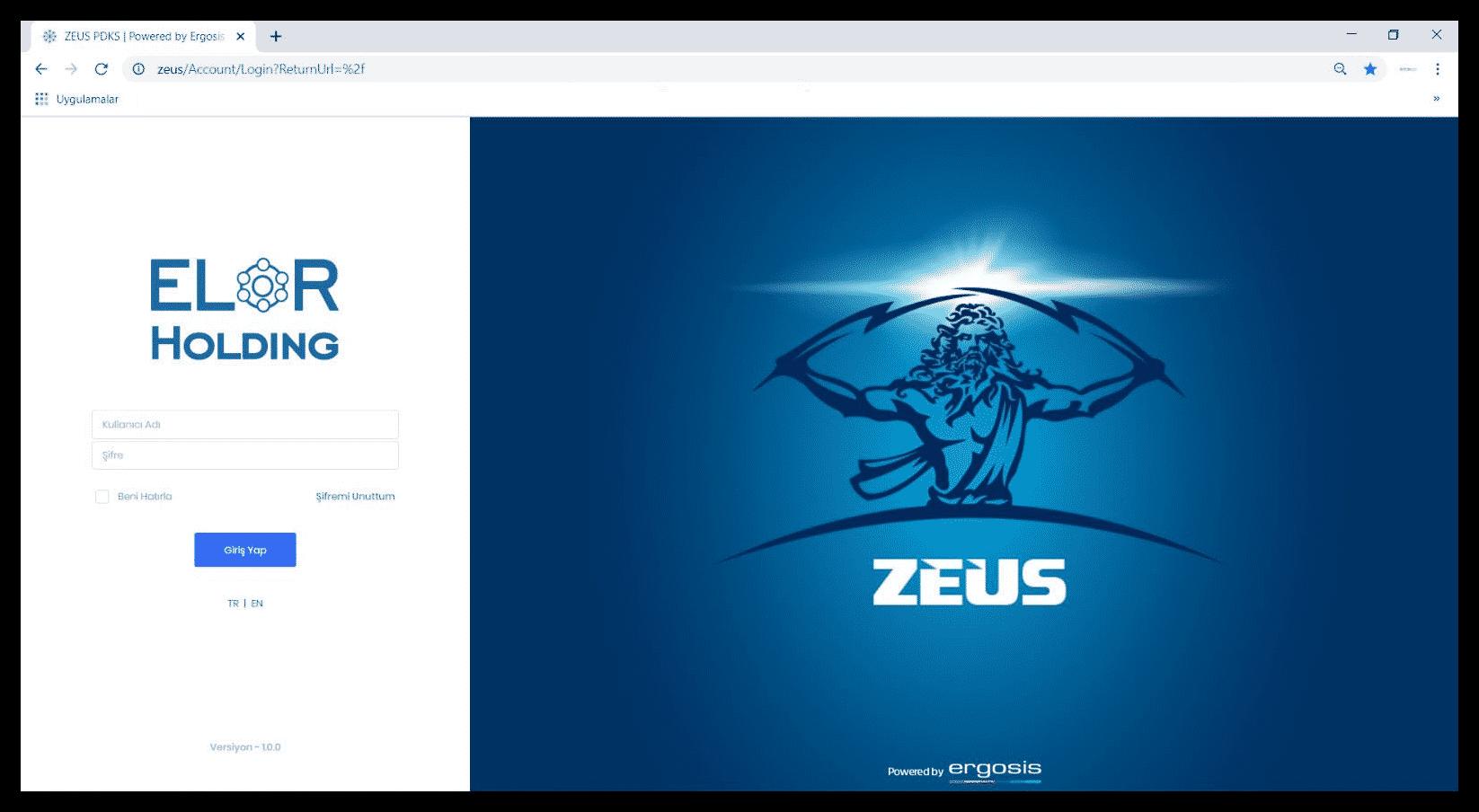PDKS-Zeus